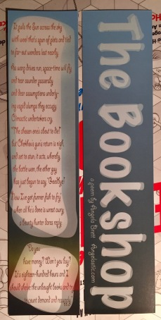 The Bookshop: the bookmark